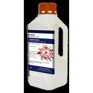 Нематодин - биологический комплекс защиты против нематод и насекомых-вредителей, 1л